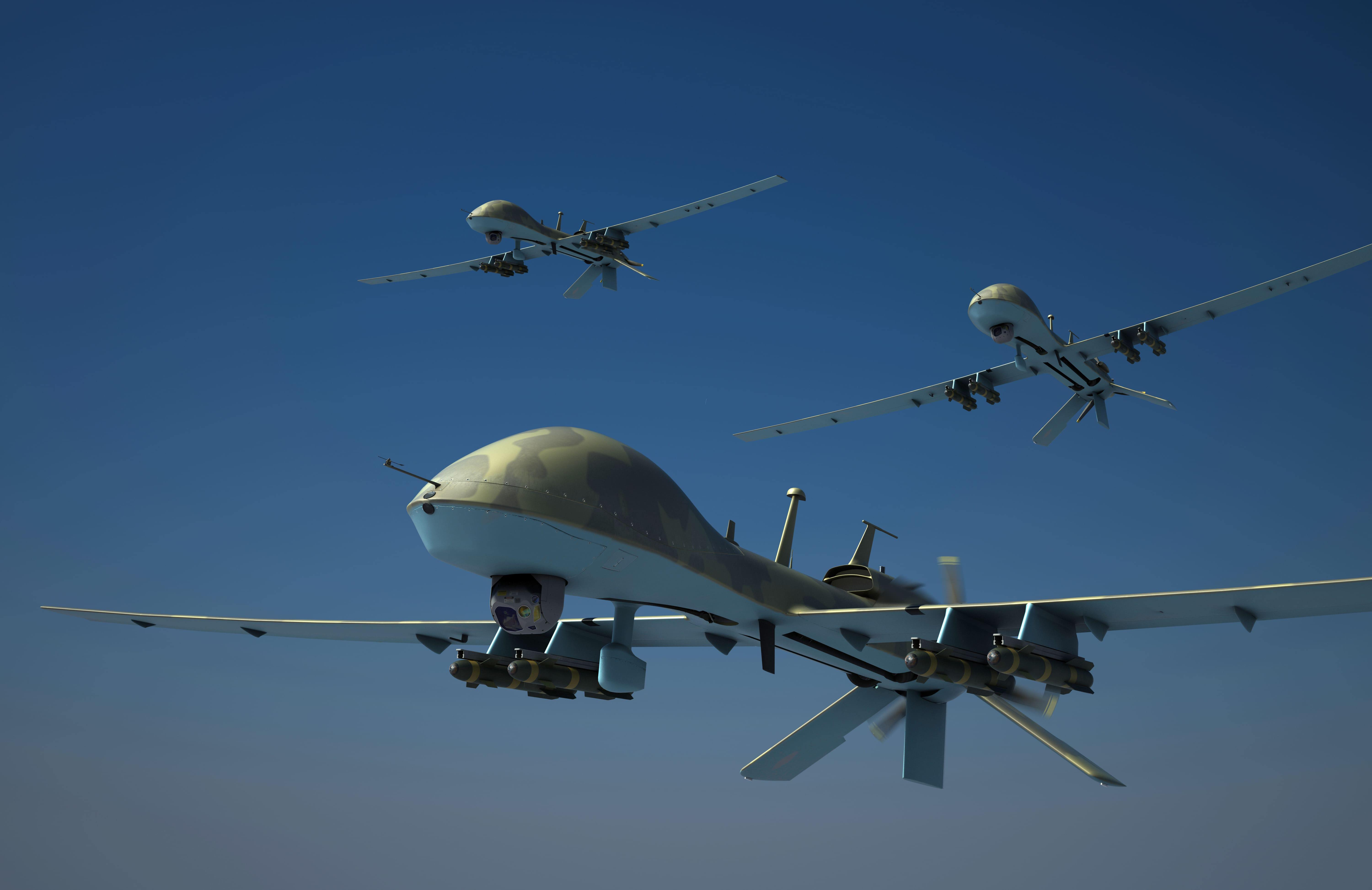 Drones: the strategic game changers